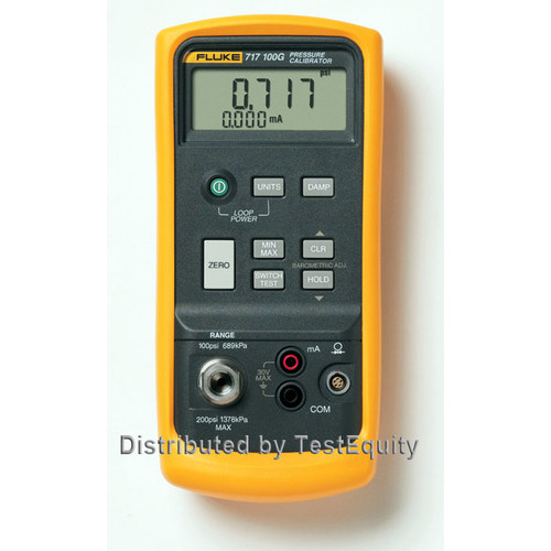 Fluke 717 300G Pressure Calibrator