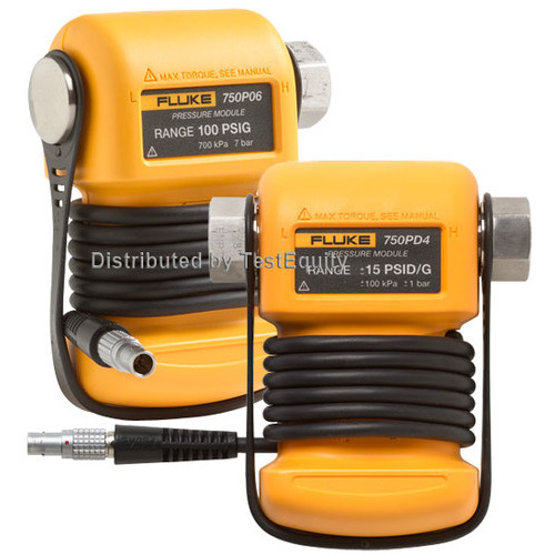 Fluke 750PD5 Differential Pressure Module