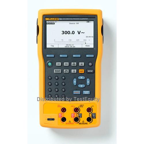 Fluke 754 Documenting Process Calibrator - HART