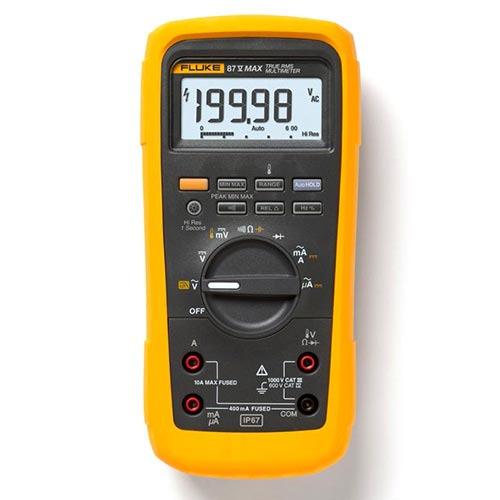 Fluke 87-5-MAX (87V MAX) True-RMS Digital Multimeter