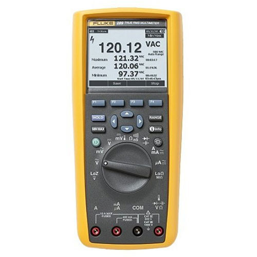 Fluke 289/IMSK Industrial Multimeter Service Combo Kit