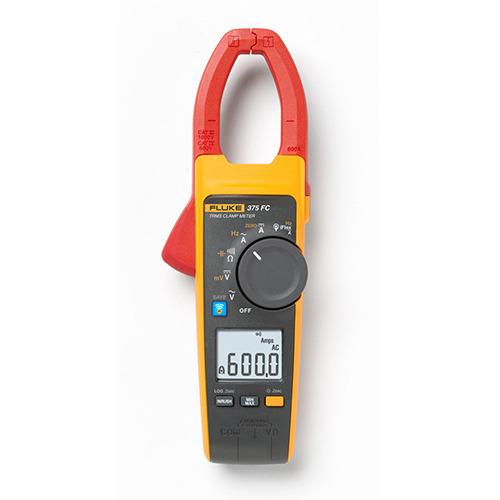 Fluke-ACDC-Clamp-Meter-375FC