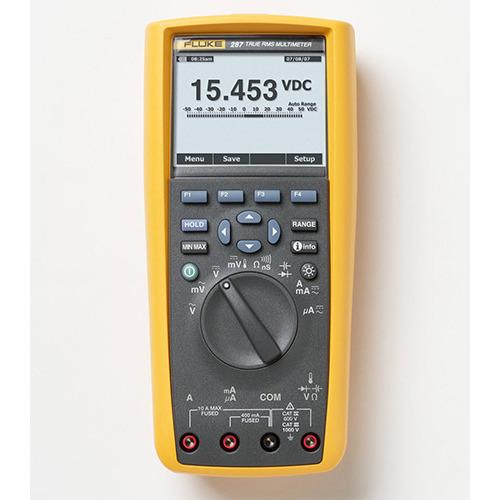 Fluke 287/FVF Electronics Logging Multimeter with FlukeView Forms Kit