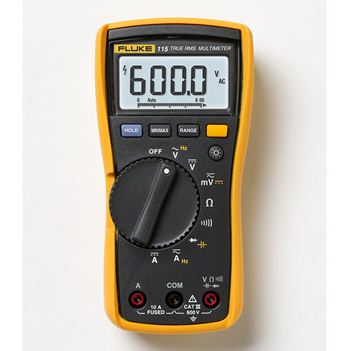 Fluke 115 Electrician's True RMS Multimeter