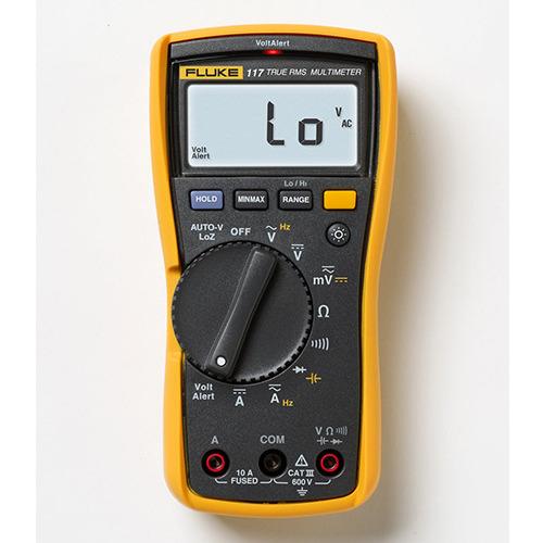 Fluke 117 Electrician's True RMS Multimeter
