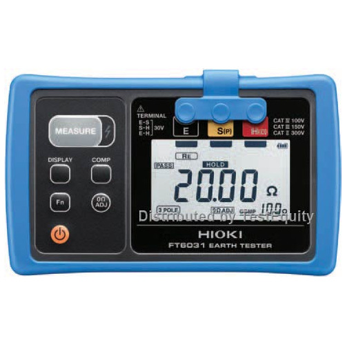 Hioki FT6031-03 Earth Tester