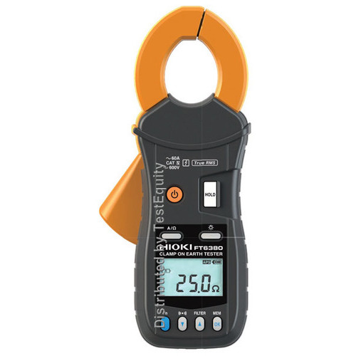 Hioki FT6380 Earth Ground Clamp Meter