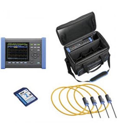 Hioki PQ3100-04/6000 KIT Power Quality Analyzer 4x6000A Clamp PQA Kit, PQ3100 Series