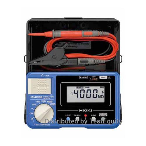 Hioki IR4056-20 Insulation Resistance Tester