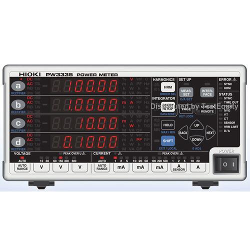 Hioki PW3335 Power Meter