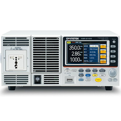 Instek ASR-2050 500 VA Programmable AC/DC Power Source