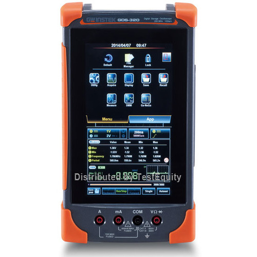 Instek GDS-320 Portable Digital Oscilloscope