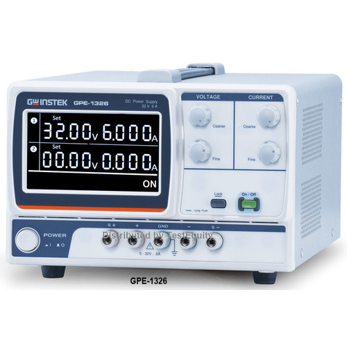Instek GPE-1326 High Resolution DC Power Supply