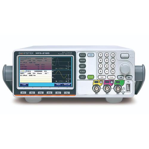 Instek MFG-2120 Arbitrary Function Generator, Single Channel, 20MHz, with Pulse Generator, MFG-2000 Series