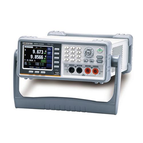 GWInstek-Battery-Meter-GBM3300-front