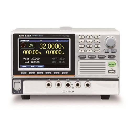 Instek GPP-1326 DC Power Supply, Single-output, Programmable, GPP Series