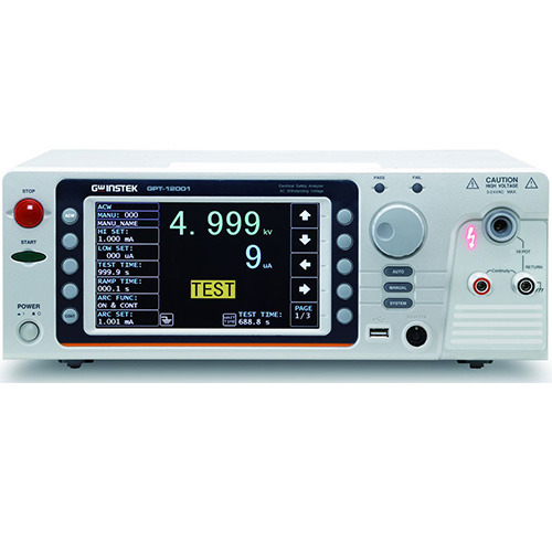 Instek GPT-12001 Electrical Safety Analyzer