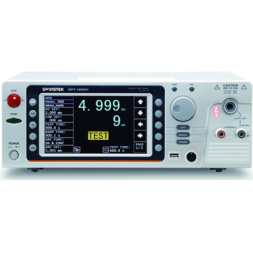 Instek GPT-12003 Electrical Safety Analyzer