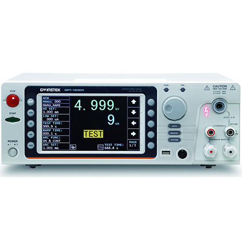 Instek GPT-12004 Electrical Safety Analyzer