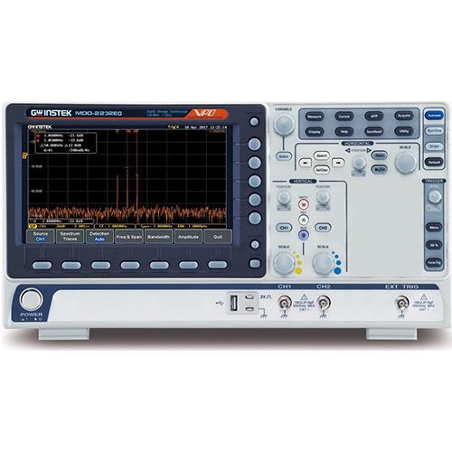 Instek MDO-2202EG Mixed Domain Oscilloscope