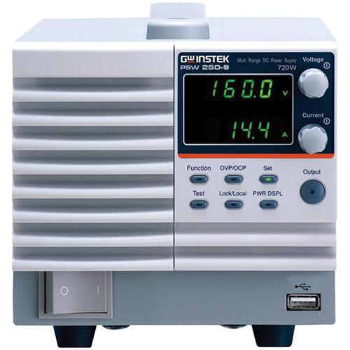 Instek PSW 250-9 Programmable DC Power Supply, 720W