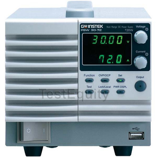 Instek PSW 160-14.4 Multi-Range DC Power Supply