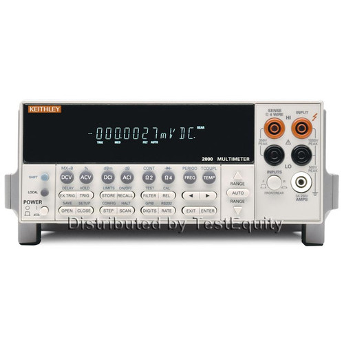 Keithley 2000 Digital Multimeter