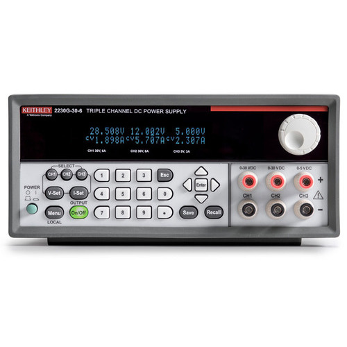 Keithley 2230G-30-6 Programmable DC Power Supply