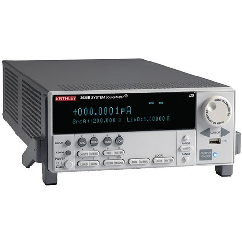 Keithley 2635B Single Channel SourceMeter, 0.1 fA, 10 A Pulse