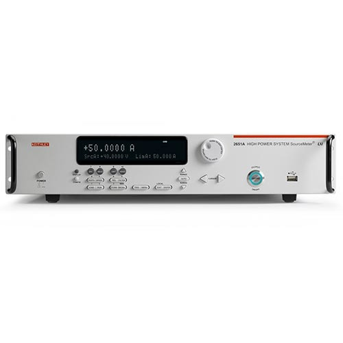 Keithley 2651A High Power SourceMeter