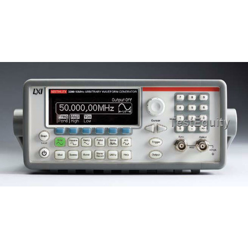 Keithley 3390 Arbitrary Waveform/Function Generator