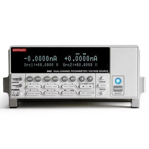 Keithley 6482 Picoammeter/ Voltage Source