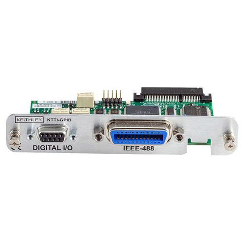 Keithley KTTI-GPIB Interface Card and I/O