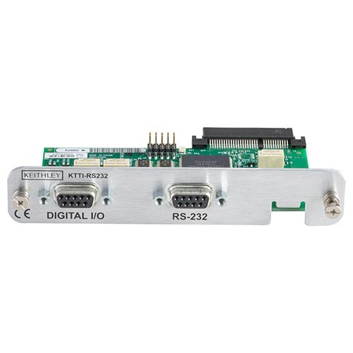 Keithley KTTI-RS232 RS-232 Interface Card and I/O