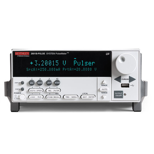 Keithley 2601B-PULSE Pulser / Source Measure Unit (SMU), 10 A, 40 V, SourceMeter Series