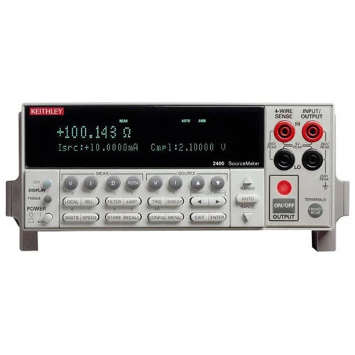 Keithley 2400 SMU 5-in-1 SourceMeter Instrument, 2400 Series