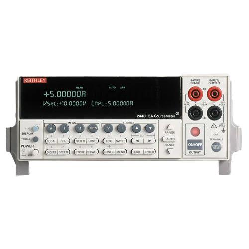 Keithley 2440 SMU 5 Amp SourceMeter Instrument, 2400 Series