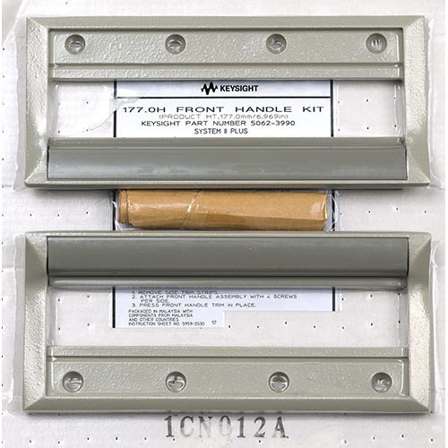Keysight 1CN012A Handle Kit 177.0mm H (4U)