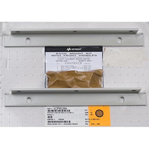 Keysight 1CP018A Rackmount Flange and Handle Kit 221.5mm H (5U)