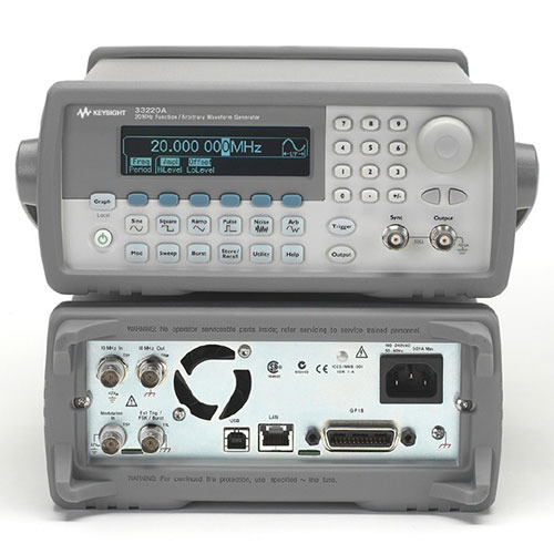 Keysight 33220A Function/Arbitrary Waveform Generator