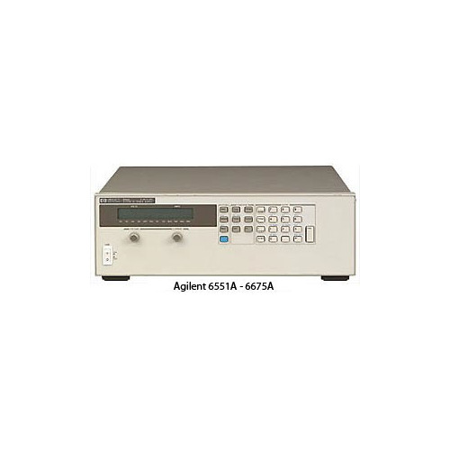 Keysight 6655A Power Supply