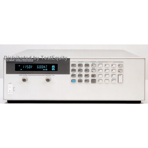 Keysight 6811B AC Power Source/Analyzer