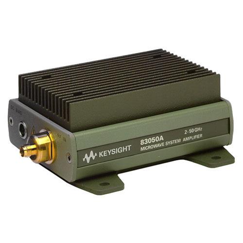 Keysight 83050A Microwave System Amplifier, 2 GHz to 50 GHz