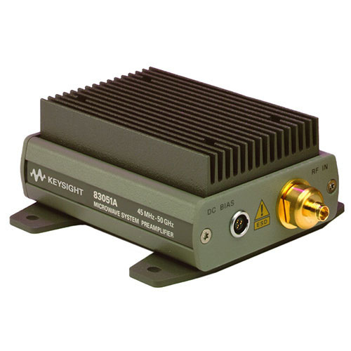 Keysight 83051A Microwave System Amplifier, 45 MHz to 50 GHz