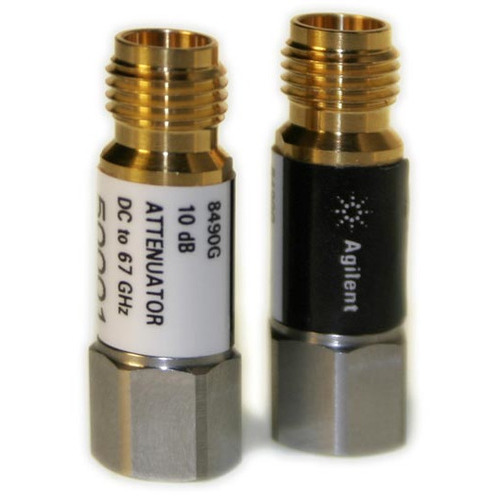 Keysight 8490G/010 Coaxial Attenuator, DC to 67 GHz, 3 dB