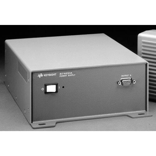 Keysight 87422A Power Supply, 12 VDC, 15 VDC, 70 W