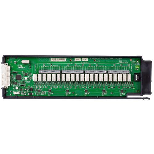 Keysight DAQM908A 40 Channel Single-Ended Multiplexer Module