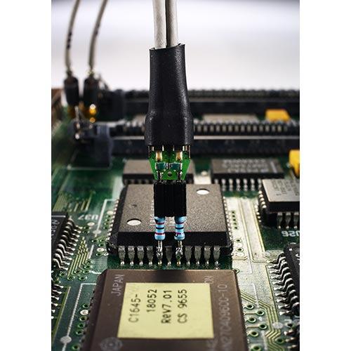 Keysight E2678B 12GHz InfiniiMax differential socket probe head