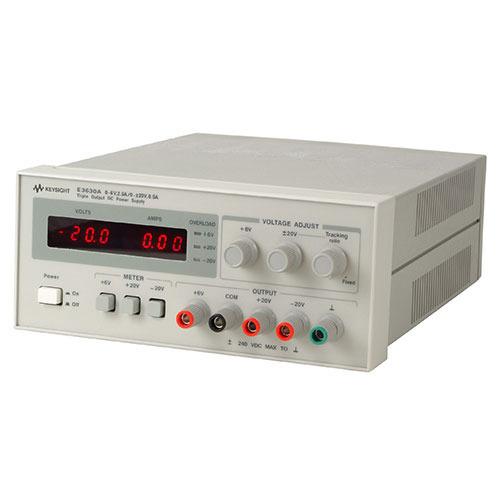 Keysight E3630A Multiple Output Power Supply