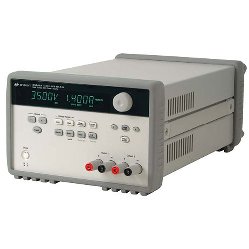 Keysight E3646A Power Supply, Dual Output